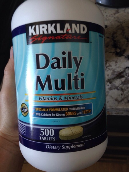 Kirkland Signature Daily Multi