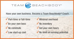 team beachbody coach