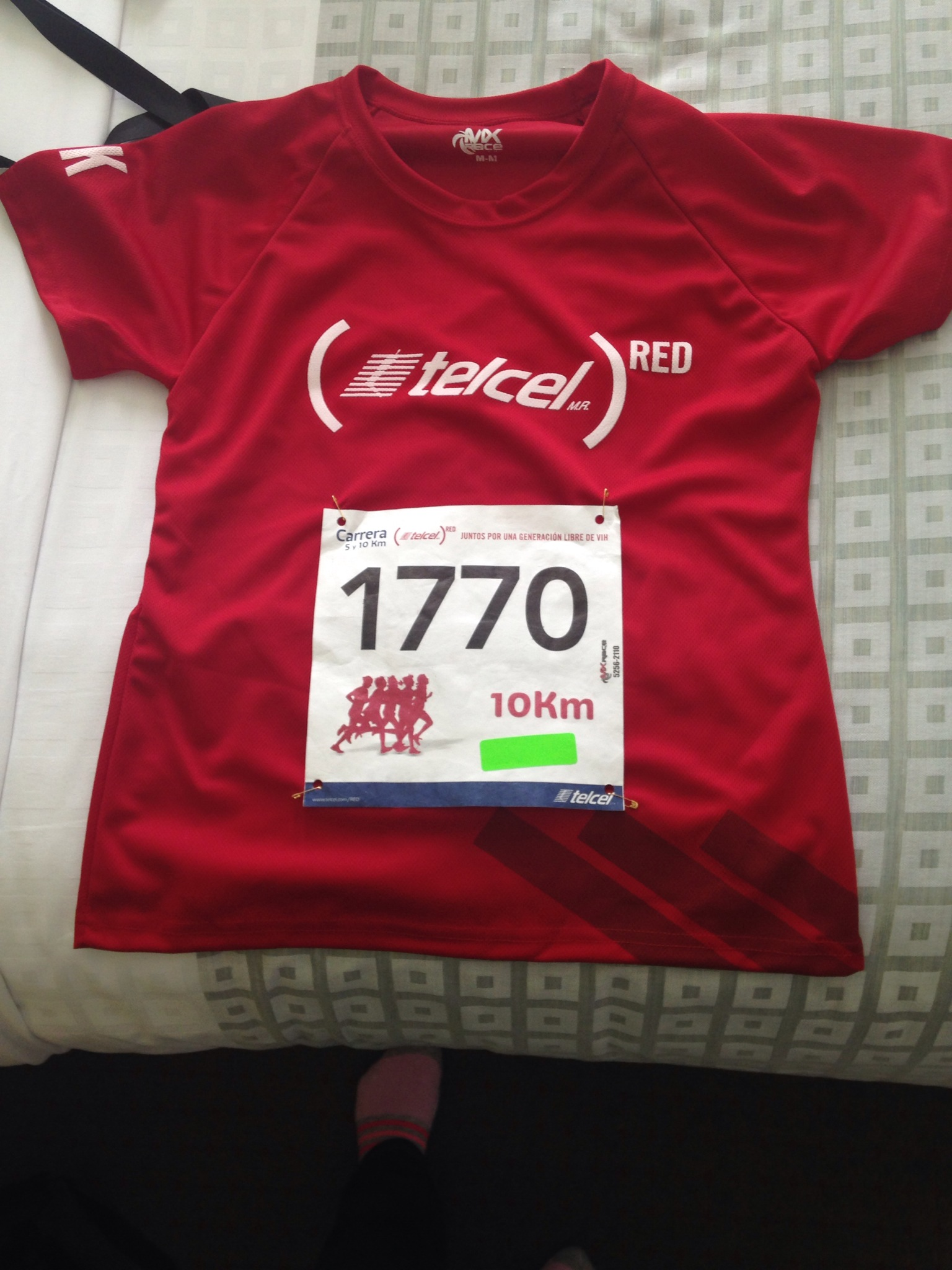 Telcel Red 10K in Puebla